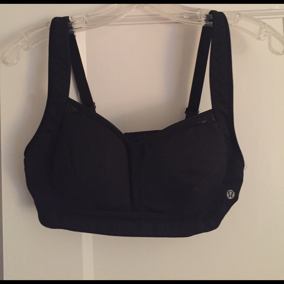 cca5a6bf34 lululemon athletica Other - Lulu lemon Athletica. Sports bra Black 34D